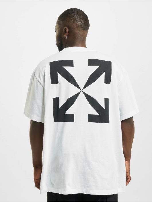 Off-White T-Shirt Monalisa white