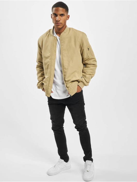 Only & Sons Bomber jacket onsJack beige