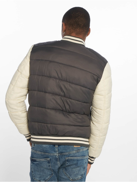 Only & Sons Bomber jacket onsBen Nylon gray