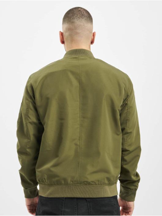Only & Sons Bomber jacket onsJack olive