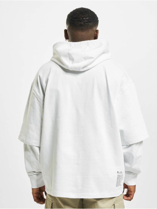 Only & Sons Hoodie onsKean Life Oversize white