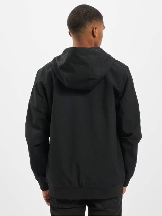 Only & Sons Lightweight Jacket onsThor Emil Hooded black
