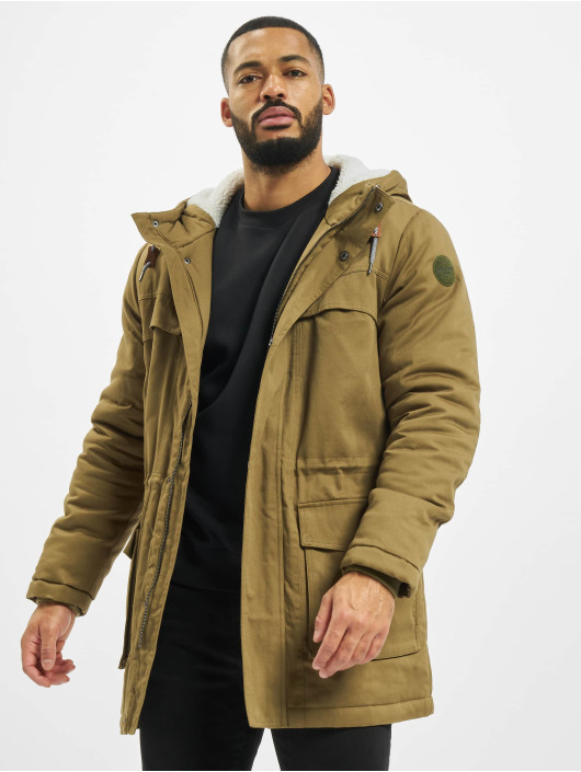 Only & Sons Parka onsWard Life Cotton brown