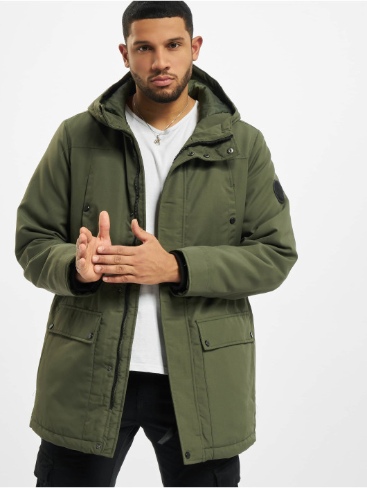 Only & Sons Parka onsPeter Techincal green