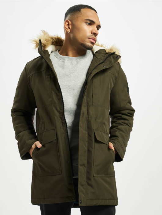 Only & Sons Parka onsBasil Noos olive