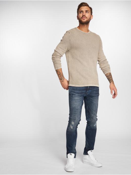 Only & Sons Pullover onsHugh Line beige
