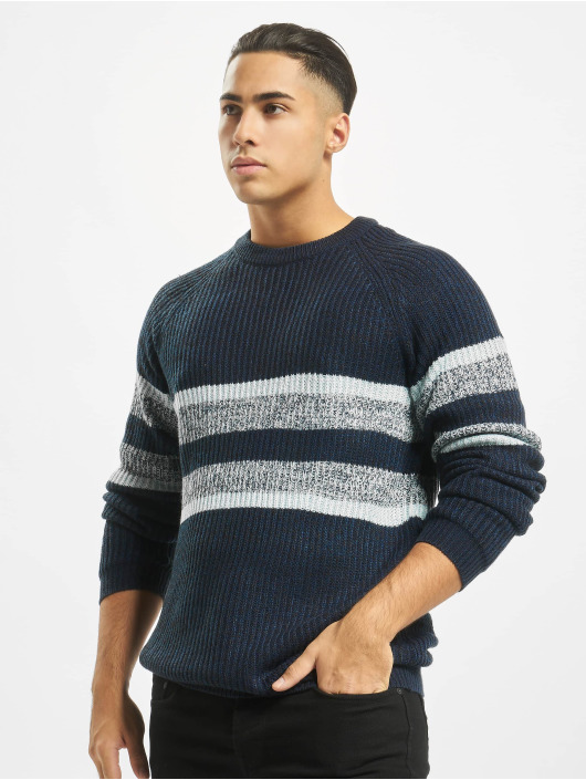 Only & Sons Pullover Onscesco blue