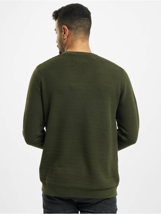 Only & Sons Pullover onsNathan 12 Structure green