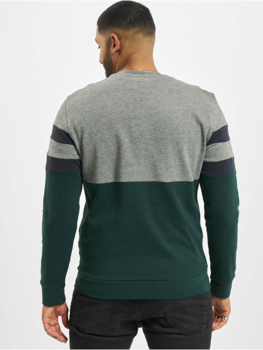 Only & Sons Pullover onsDamas Life Reg Stripe green