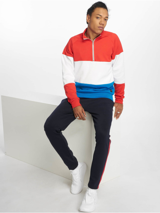 Only & Sons Pullover onsWilliam Colorblock red