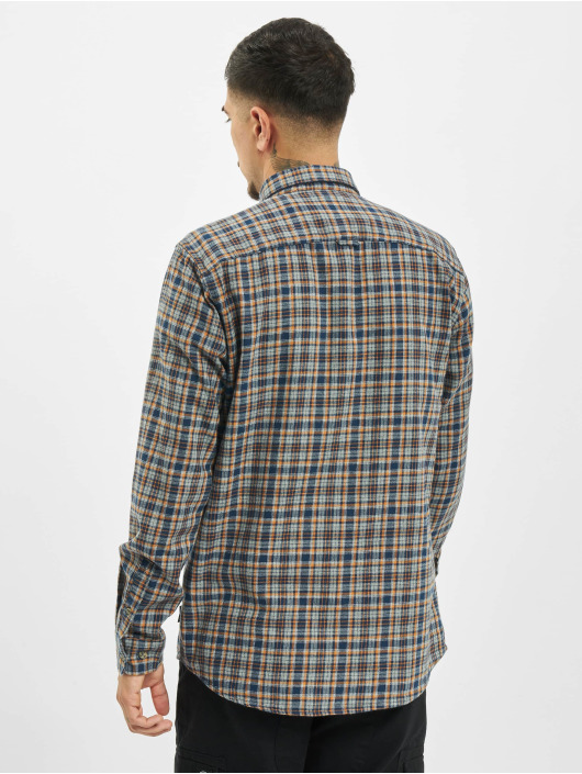 Only & Sons Shirt onsEbert Flannel Check brown
