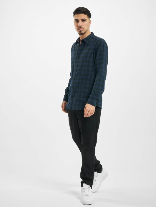 Only & Sons Shirt onsEmil Flannel Check green