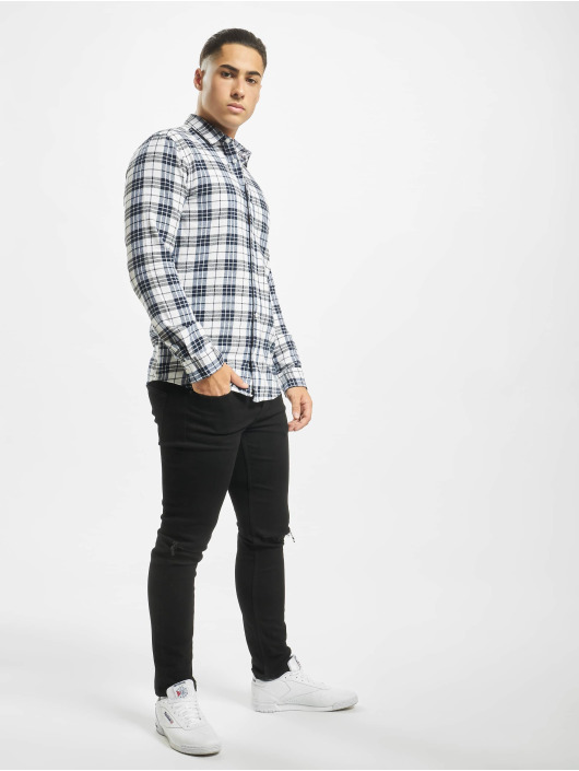 Only & Sons Shirt Onsflannel white