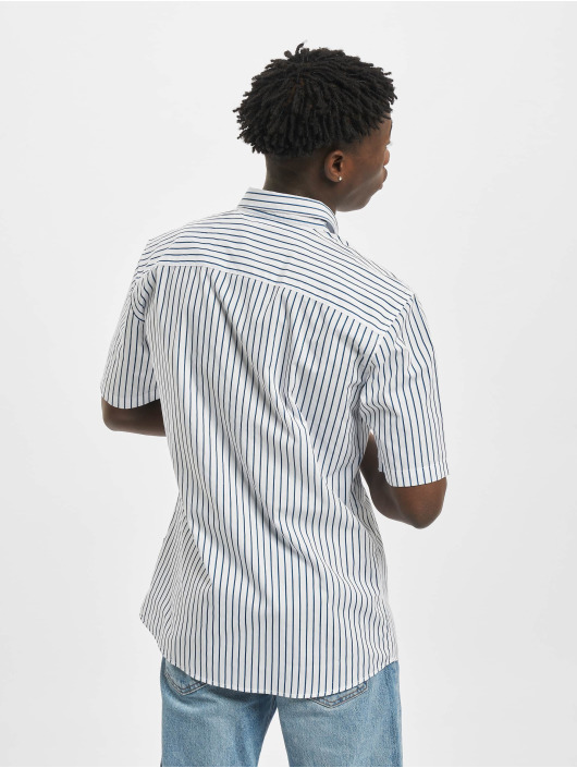 Only & Sons Shirt onsSane Striped Poplin white