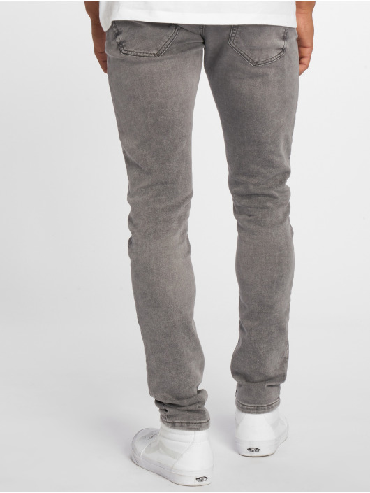 Only & Sons Slim Fit Jeans Onsloom Grey Jog Pk 1444 gray