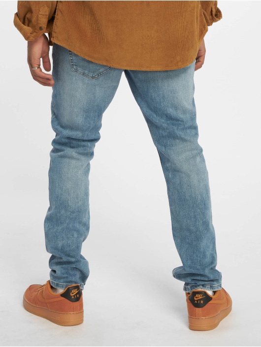 Only & Sons Straight Fit Jeans onsWeft Washed 2041 blue