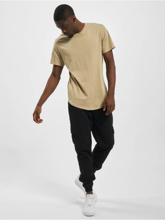 Only & Sons T-Shirt onsMatt Life Longy Noos beige