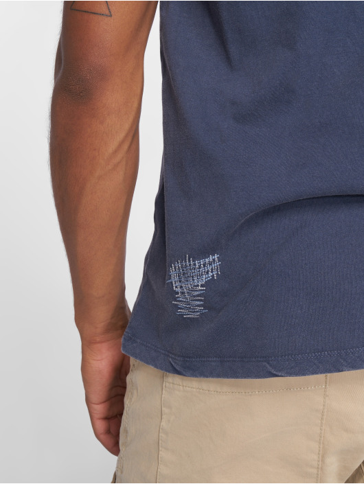Only & Sons T-Shirt onsNew Finnley Destressed blue