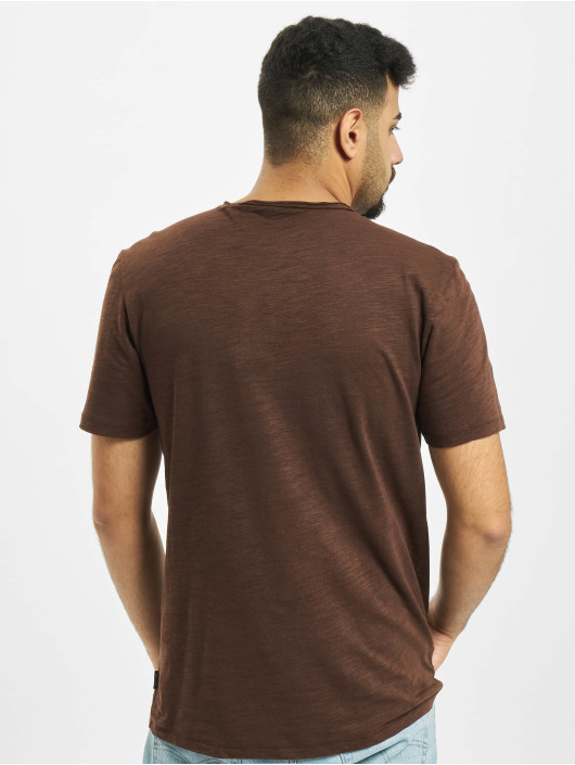 Only & Sons T-Shirt onsAlbert Life New Noos brown