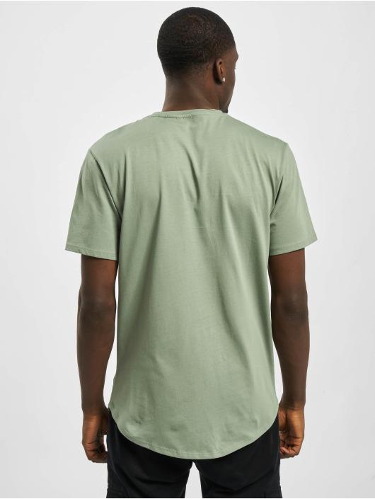 Only & Sons T-Shirt onsMatt Life Longy Noos green