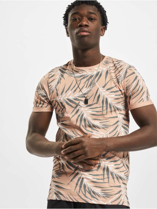 Only & Sons T-Shirt onsIason Slim Aop Noos rose