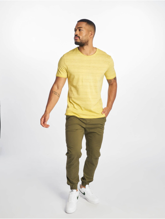 Only & Sons T-Shirt onsLane yellow