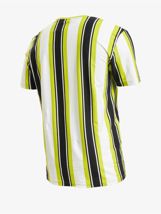 Only & Sons T-Shirt onsRis Stripe yellow