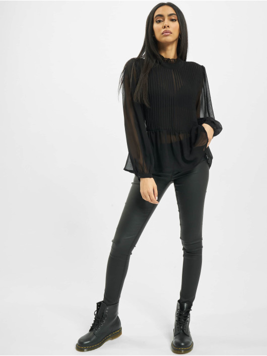 Only Blouse/Tunic onlYael Life black
