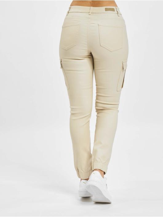 Only Cargo pants onlMissouri Reg Ank Coated beige