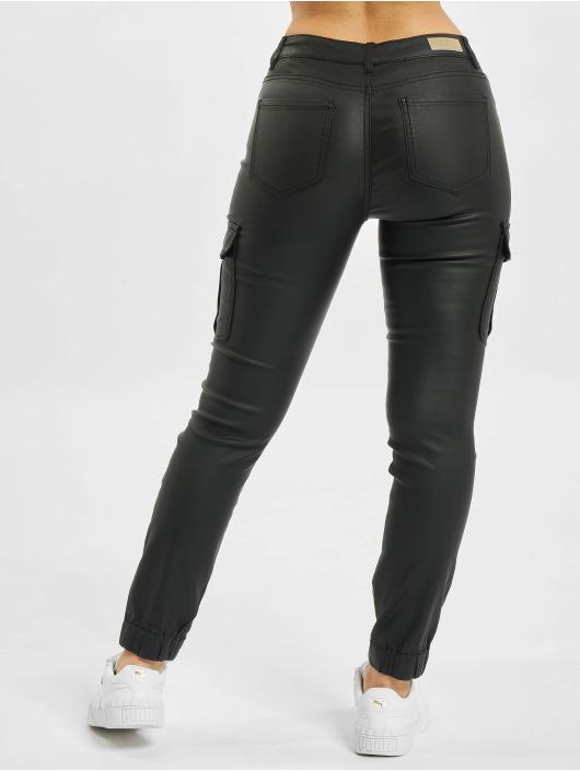 Only Cargo pants onlMissouri Reg Ank Coated black