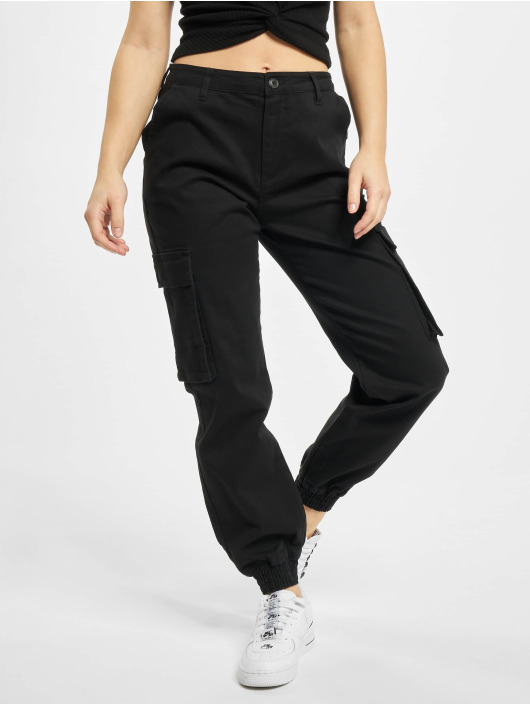 Only Cargo pants onlMadea-Tiger Life Mw black