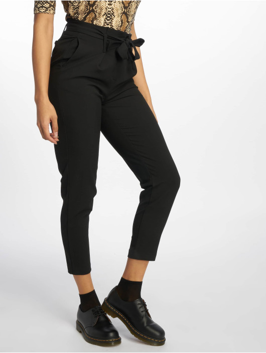 Only Chino pants onlNicole Paperbag black