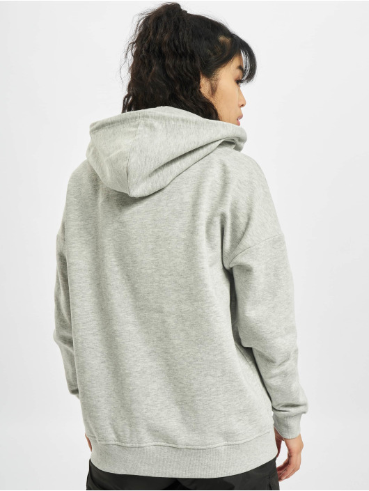 Only Hoodie onlFeel Life gray