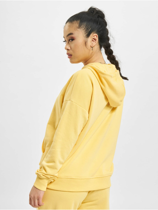 Only Hoodie Onldaimi Life yellow
