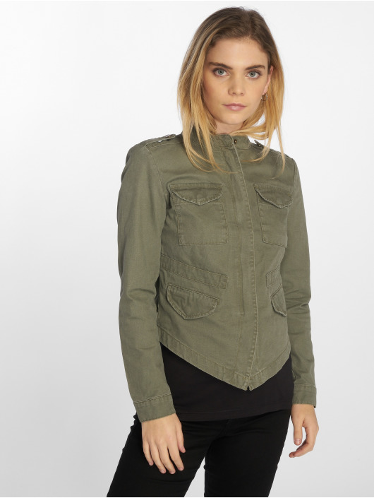 Only Lightweight Jacket onlAustin olive