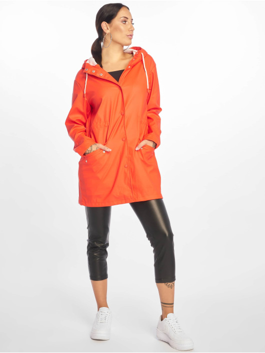 Only Lightweight Jacket onlFine orange