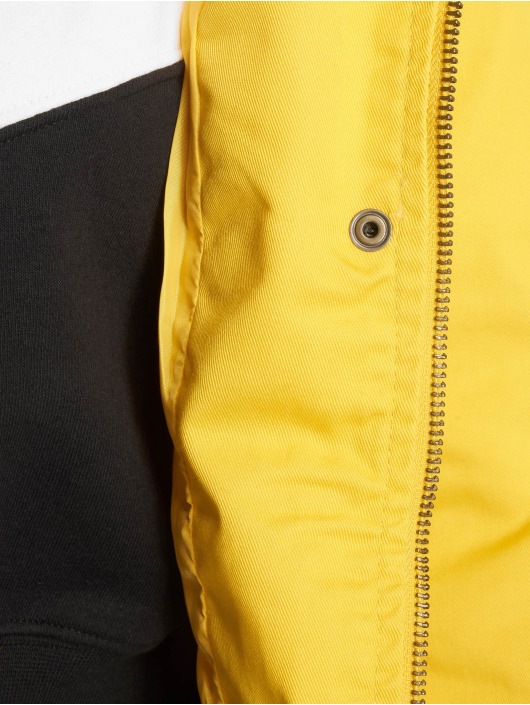 Only Parka onlNew Lorca Spring Canvas yellow