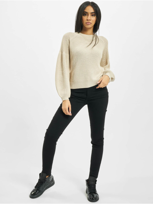 Only Pullover onlLaysla Life beige