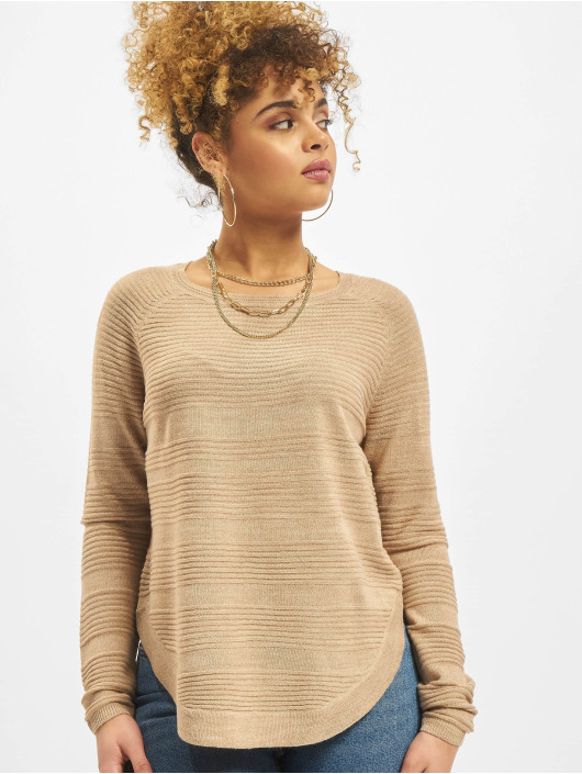 Only Pullover onlCaviar Knit beige
