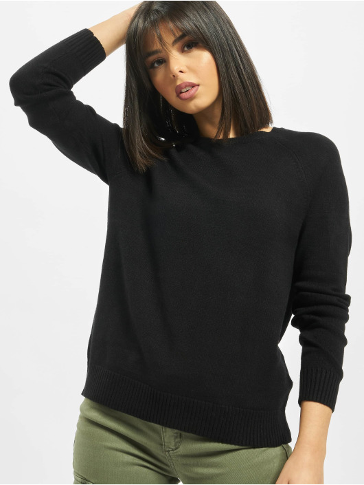 Only Pullover onlLesly Kings Knit Noos black