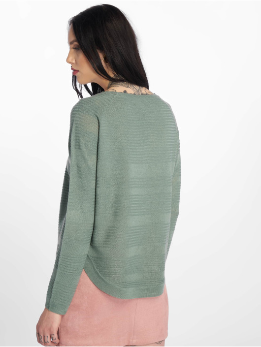 Only Pullover onlCaviar Noos green