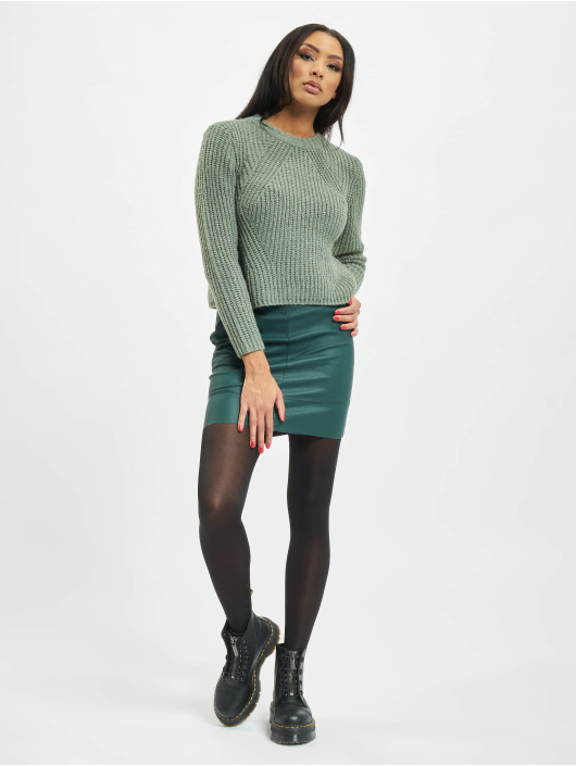 Only Pullover onlFiona Knit green