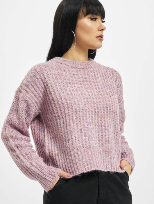 Only Pullover onlNew Chunky purple