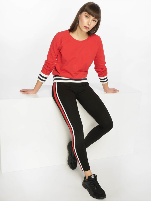 Only Pullover onlSoffy red