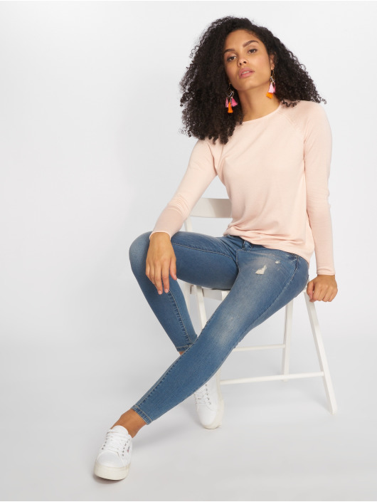 Only Pullover onlMila Lacy Knit rose