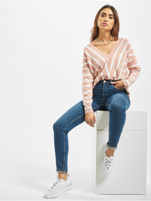 Only Pullover onlAya 7/8 Knit rose