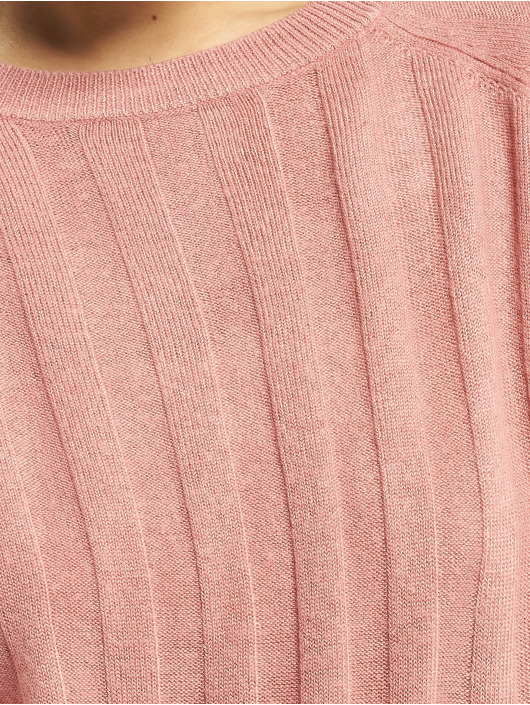 Only Pullover onlPeps Rib Tall Knit rose