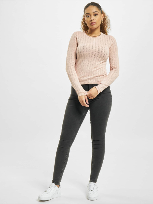 Only Pullover onlMelba Life Knit rose