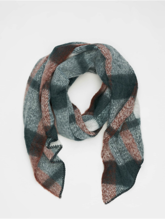 Only Scarve / Shawl onlLima New Check green