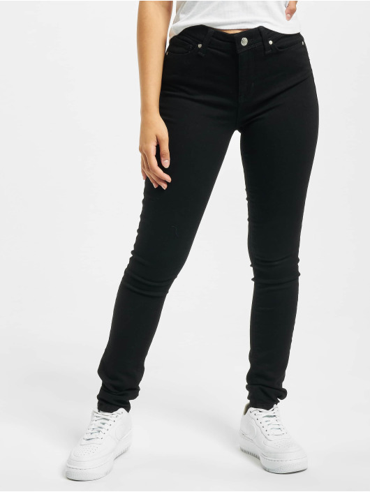 Only Skinny Jeans onlIda Life Mid BB REA922 black